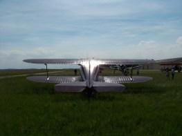Beechcraft D.17S Staggerwing F-GUZZ 0012