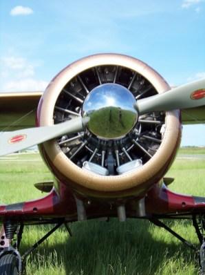Beechcraft D.17S Staggerwing F-GUZZ 0014
