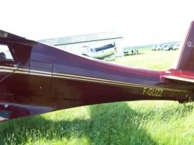 Beechcraft D.17S Staggerwing F-GUZZ 0044