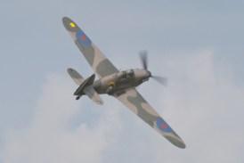 Hawker Hurricane 1 @ La Ferté 2015