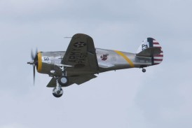 Curtiss P-36C (4) Flying Legends 2015
