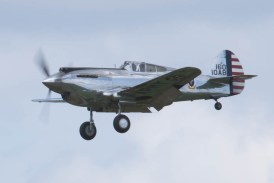 Curtiss P-40C Warhawk Flying Legends 2015 - 01