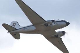 Douglas DC-3 HB-IRJ - 02 Flying Legends 2015