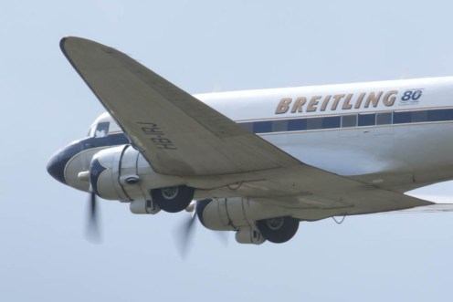 Douglas DC-3 HB-IRJ - 03 Flying Legends 2015
