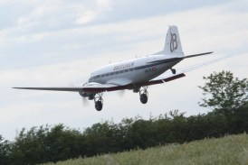 Douglas DC-3 HB-IRJ - 04 Flying Legends 2015
