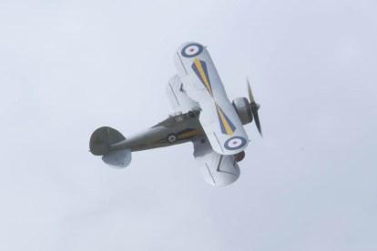 Gloster Gladiator Flying Legends 2015 - 01