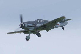 Messerschmitt Bf 109G-4 D-FWME Flying Legends 2015 - 03