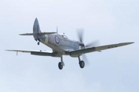 Spitfire Mk VIIIc MT928 Flying Legends 2015