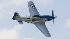 P-51D Moonbeam McSwine F-AZXS (Photo redskin83 (CC BY-NC-ND 2.0))