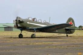 Yak-18 (Photo © Jean-Pierre Touzeau)