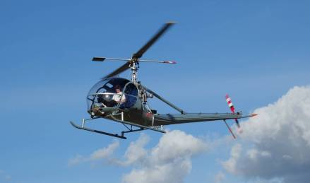 Hiller UH-12B F-AYFS (Photo Jean-François Saillet) 4