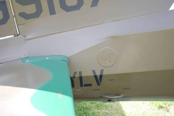 Stinson L-5 F-AYLV 0029