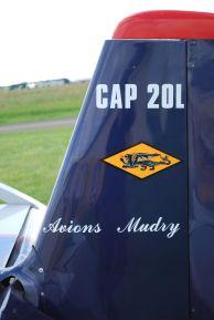 Mudry CAP 20 F-AZVR 0035