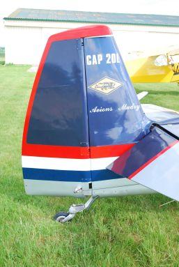 Mudry CAP 20 F-AZVR 0039