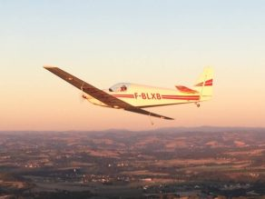 Fournier RF-3 F-BLXB (Photo G. Gardien) 2