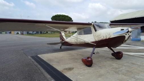 Cessna 140 F-AZXO (Photo Stephan Garcia)