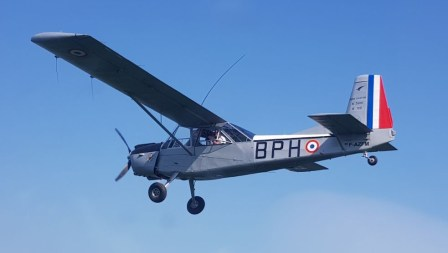 Nord 3400 Norbarbe F-AZFM (Photo Margrain) 2