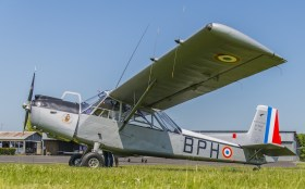 Nord 3400 Norbarbe F-AZFM (Photo Margrain) prof2