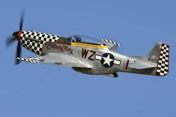 TF-51D-25 44-84847 G-TFSI (Photo © Daniel Wales)