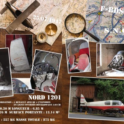 11 Sortie de grange F-BDSO plaquette 2 Ailes Limousines