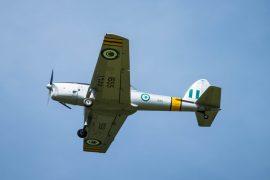 DHC-1 Chipmunk C1-0942 F-AZNS (Photo © Gregory Stevens via Greg Stevens)