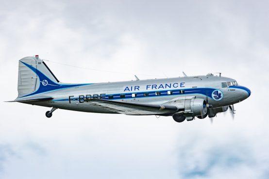 DC-3 F-AZTE ( Photo © Damien Defever )