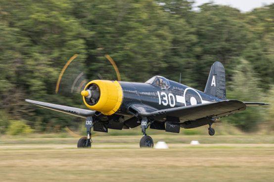 Le FG-1D G-FGID de The Fighter Collection ( Photo © Damien Defever )_01