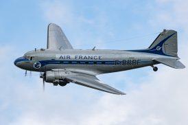 DC-3 F-AZTE ( Photo © Damien Defever )_01
