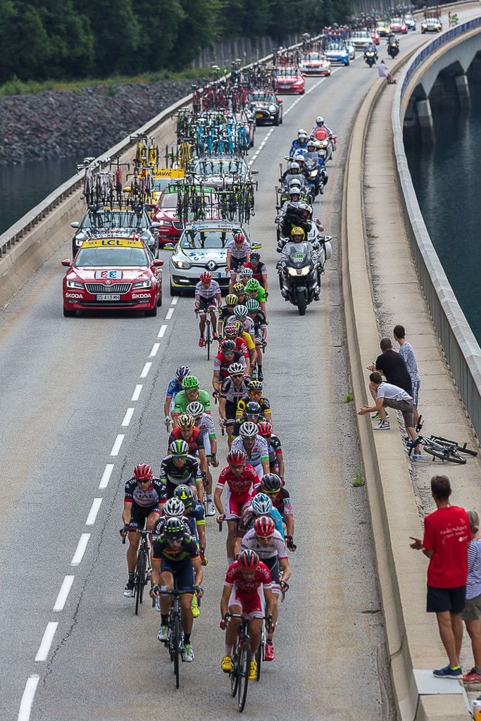 the tour de Ffrance in Oz