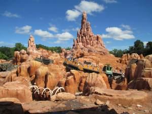 Big Thunder Mountain, l'attraction la plus dingue de l'ouest!