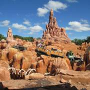 Big Thunder Mountain, l'attraction la plus dingue de l'ouest!
