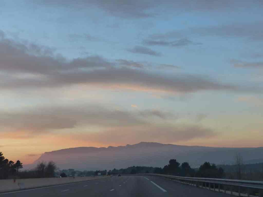 Merveilles de Provence jusque dans les cieux.