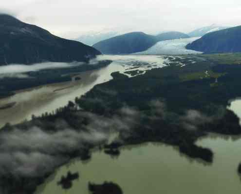 Prodigieuse Alaska... entre forêts, glaciers et fleuves couleur de jade... Un itinéraire grandiose à découvrir avec le Disney Wonder.