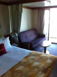 Votre cabine Disney Cruise Line ... un véritable havre de paix et de confort pour vos vacances !