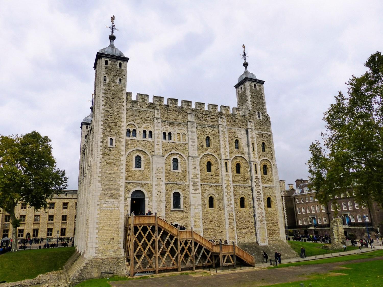 Quid d'une soirée à la Tour de Londres pour Halloween ?