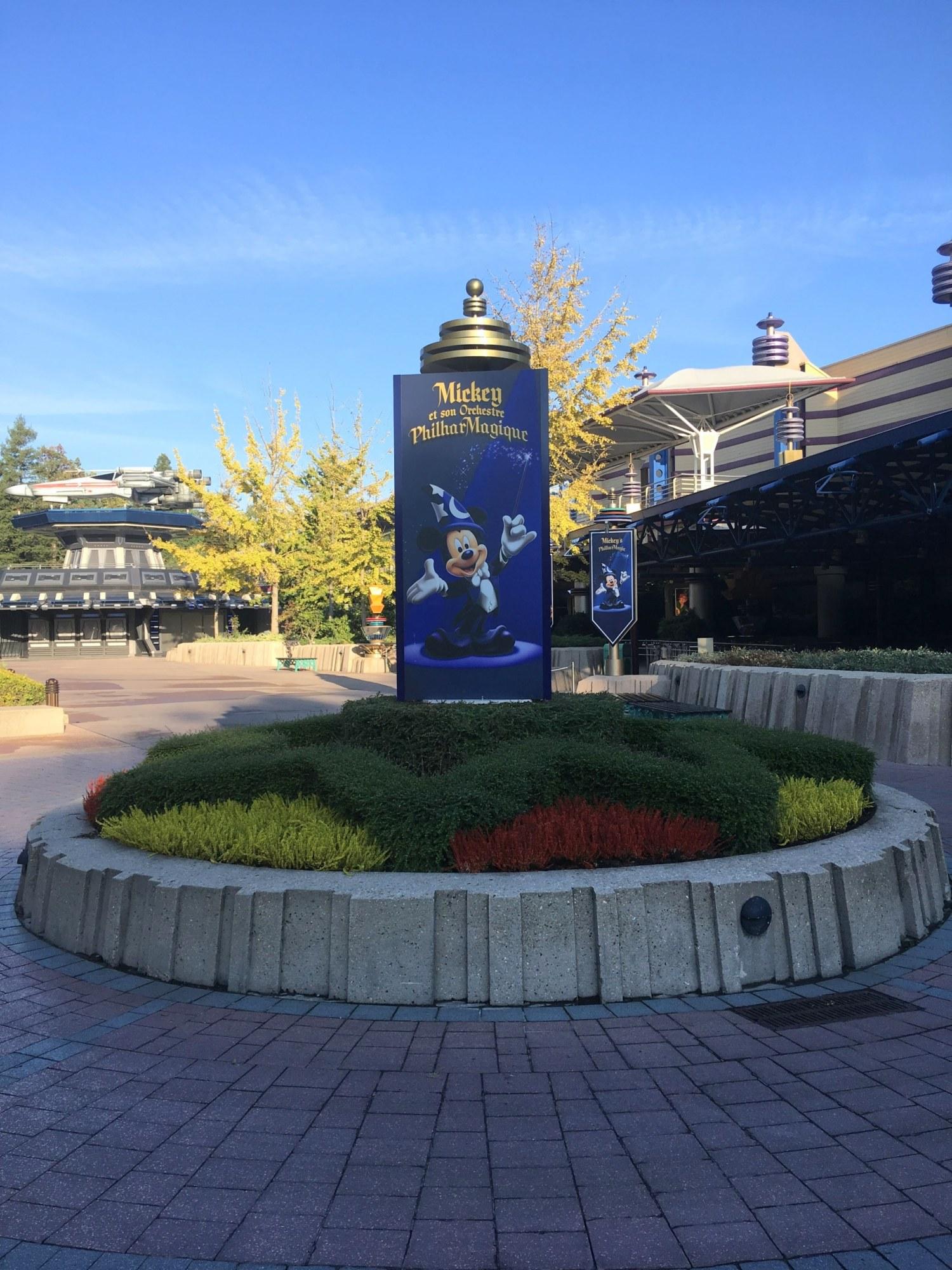 Nouveauté à ne pas manquer au parc Disney.