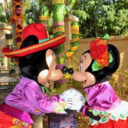 Bel Automne chez Mickey !