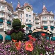 Frénésie printanières à Disneyland Paris.