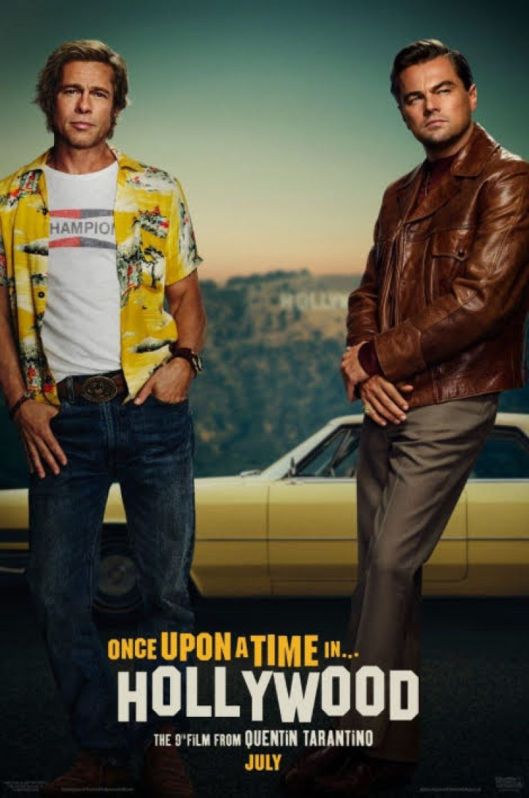 "Un ""ronron"" Ciné d'exception avec Once Upon A Time in Hollywood."