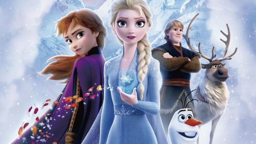 """Frozen II, l'un des """"ronrons"""" cinéma les plus attendus de la saison !"""