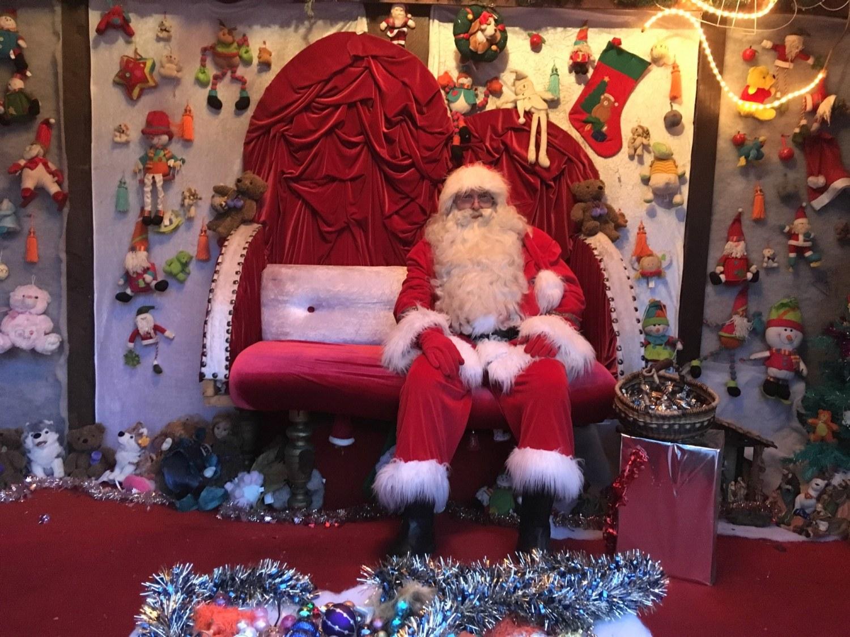 Cher petit Papa Noël ...