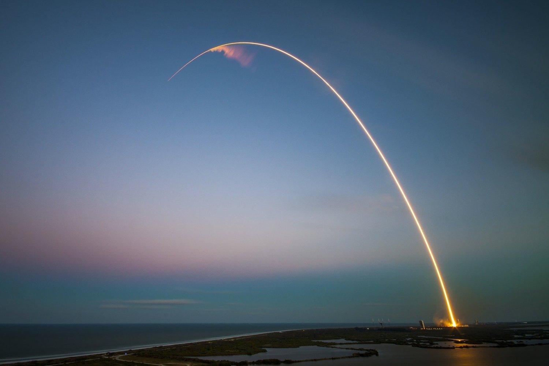 """Un """"ronron"""" magique pour ce lancement SpaceX !"""
