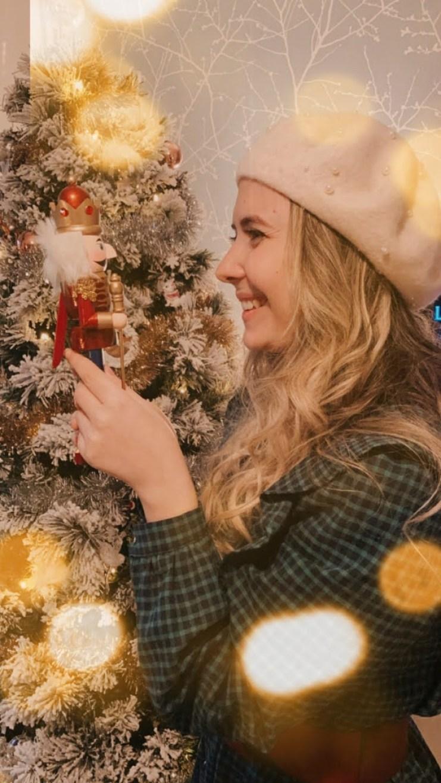 Joyeux Noël ... XoXo Le Chaton Chiffon
