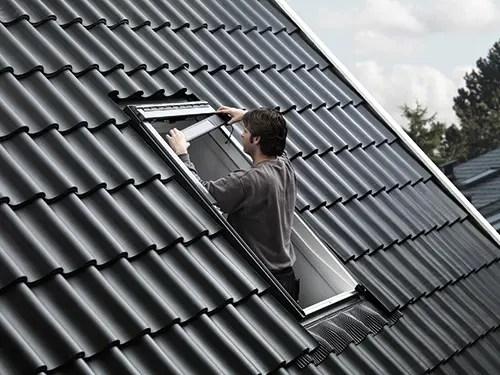 Velux Integra Solar La Nouvelle Génération De Fenêtre De Toit L