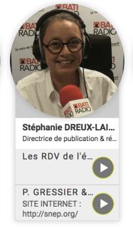 Stéphanie Dreux-Laisné Batiradio