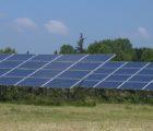 La centrale photovoltaïque de Sourdun est, avec 4,5 MWc, le plus grand site au sol en Ile-de-France.