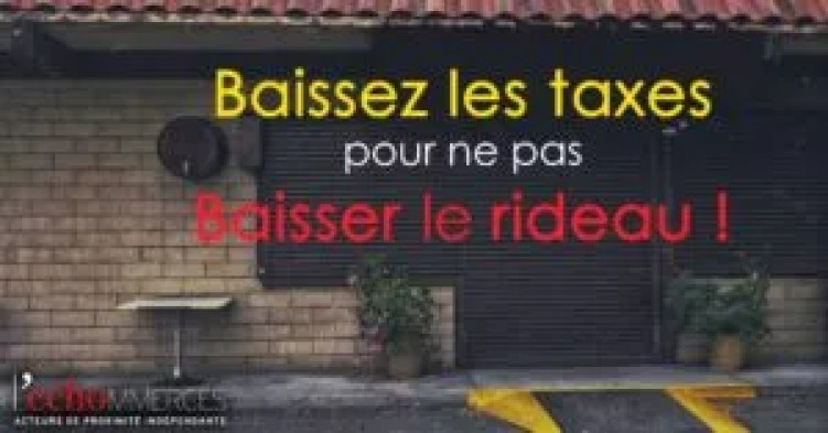 abbatement fiscal commerçants