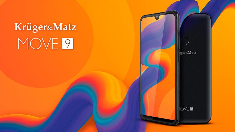 Smartphone Kruger&Matz Move 9
