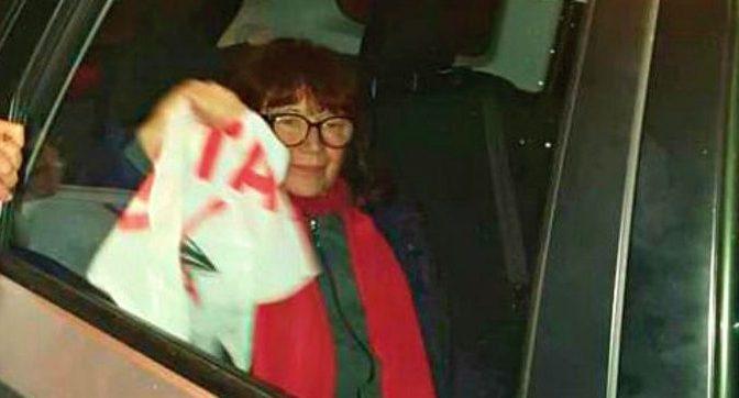 """Arresto Nicoletta Dosio. La Rete delle Città in comune: inquietante e inaccettabile. Nicoletta subito libera!"""""""