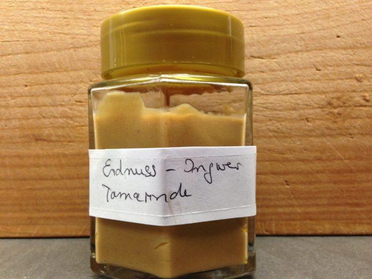 Erdnuss Ingwer Tamarinden Sauce